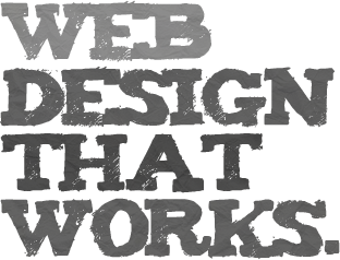Web design that works